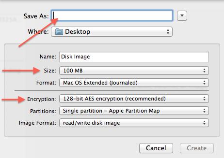 mac-encryption